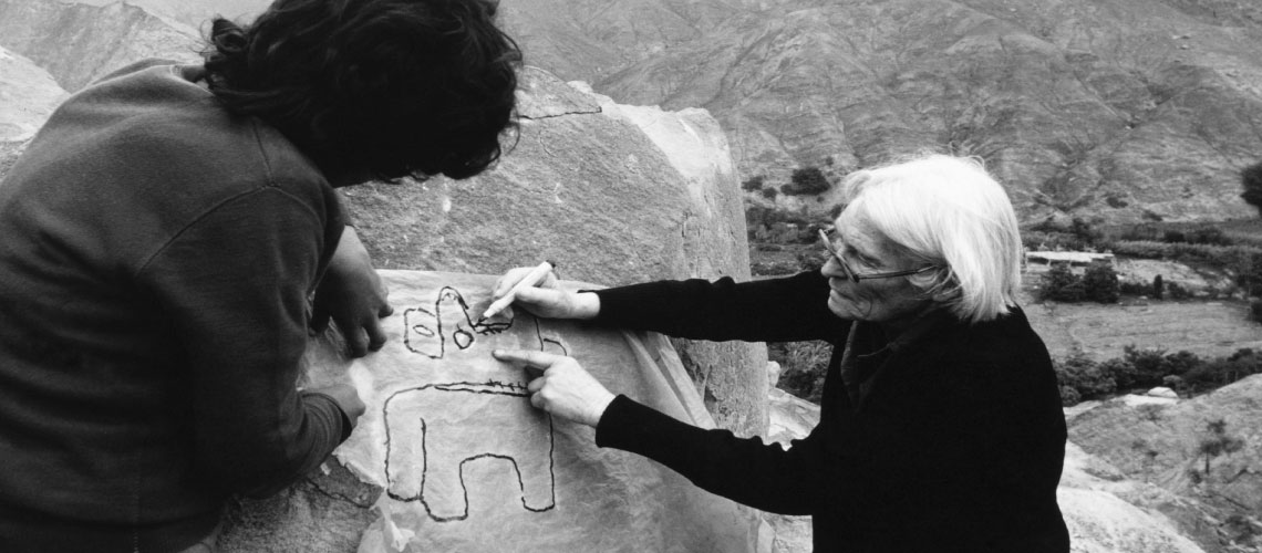 maria reiche archaeologist nazca lines enthusiast